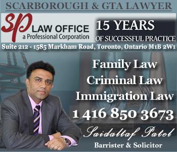 Scarborough Ontario Lawyer - Toronto GTA Lawyers