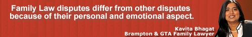 Brampton & GTA Family Divorce Lawyer - Family Lawyer Peel region