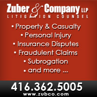Personal Injury Lawyers in Toronto - GTA